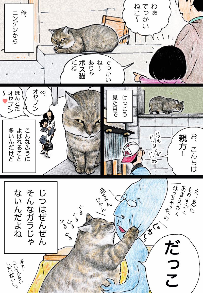 俺、つしま 【第27回】1ページ目画像